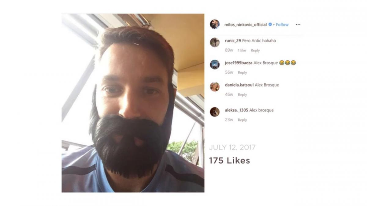 Explain your Insta feed with Milos Ninkovic