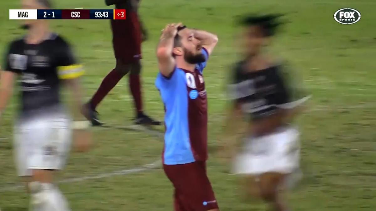 Full-time highlights: Magpies Crusaders FC v Coomera Colts   Search