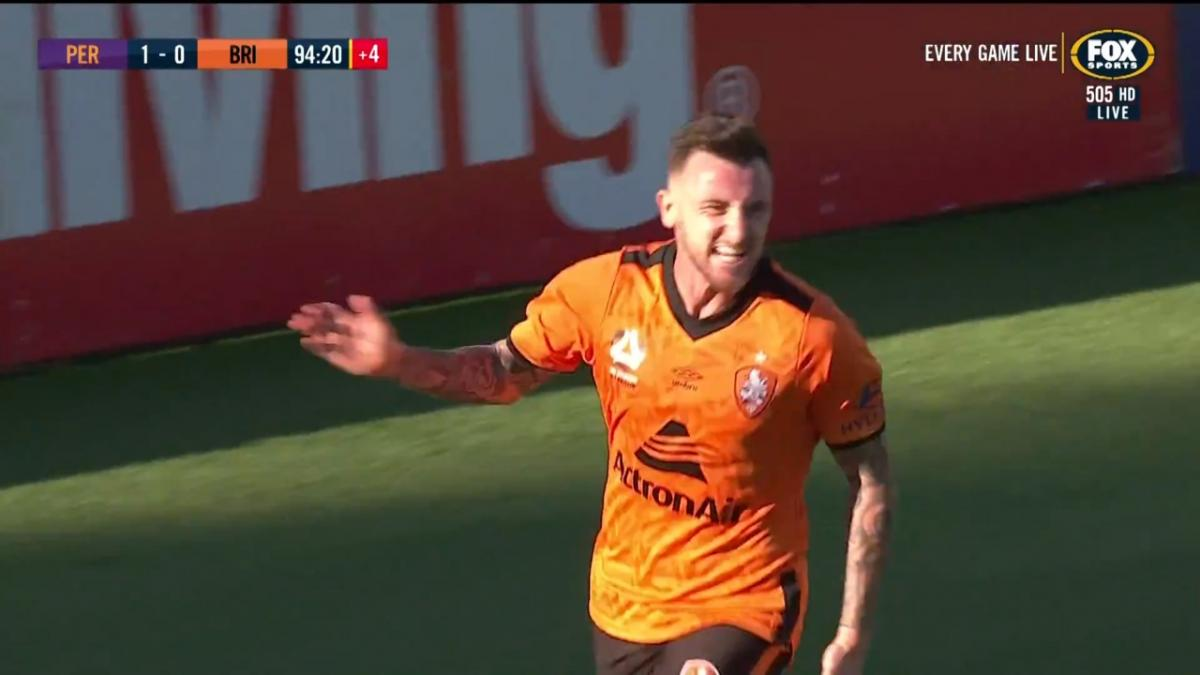 Perth Glory v Brisbane Roar | Match Highlights | Hyundai A-League