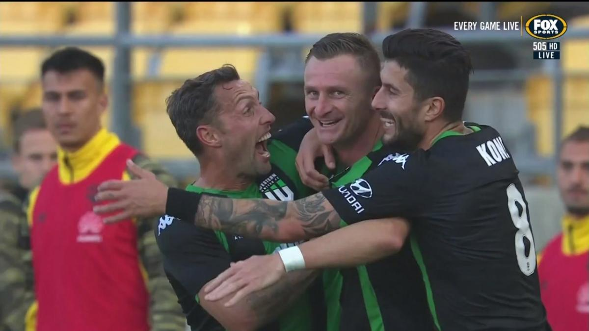 Sunday Goals | Hyundai A-League