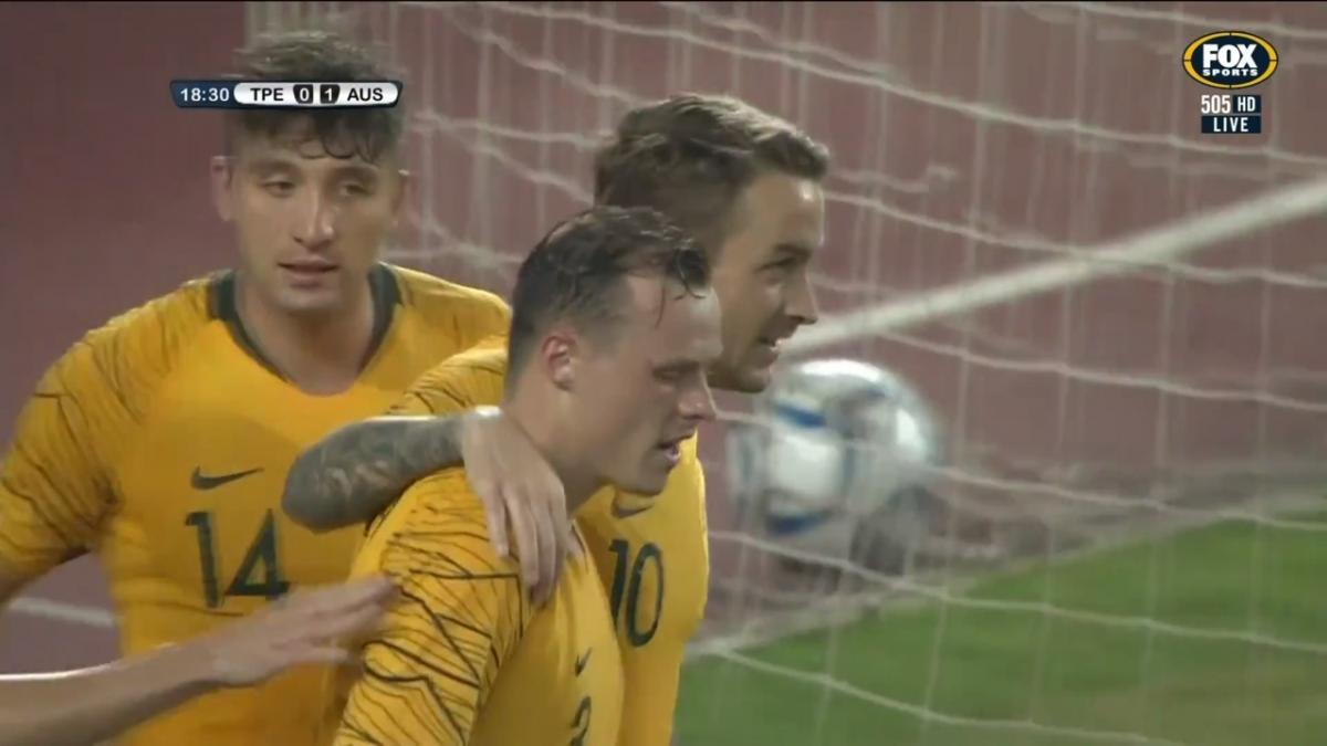 Chinese Taipei v Australia | Match Highlights | 2022 World Cup Qualifiers