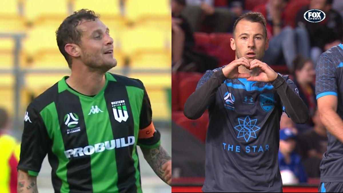 STATS REVIEW ROUND 1 | Diamanti vs Le Fondre
