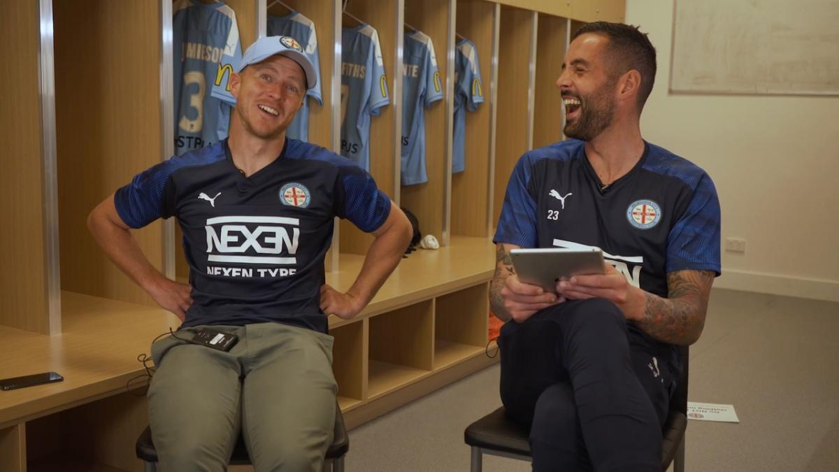 TEAMMATES with Bouzanis and Jamieson | You think you're the big one