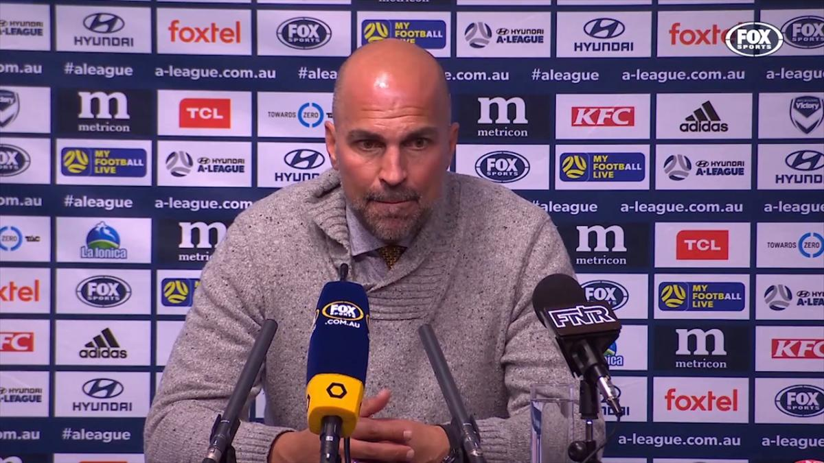 Babbel: It is a different season for us | Press Conference | Hyundai A-League