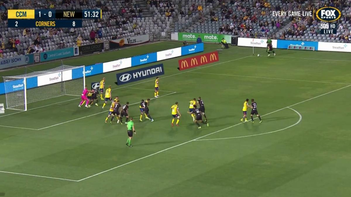 Match Highlights | Central Coast Mariners v Newcastle Jets | Hyundai A-League