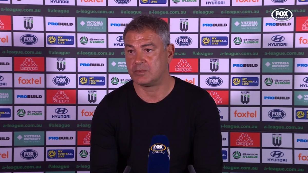 Rudan: Kone is a hell of a player | Press Conference | Hyundai A-League