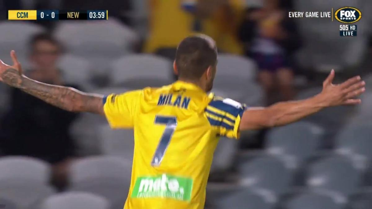 GOAL OF ROUND 2 | Nominees | Hyundai A-League