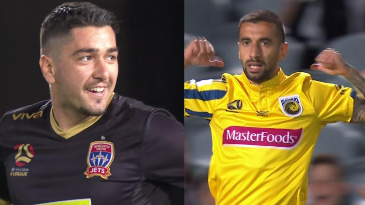 STATS REVIEW ROUND 2 | Duric vs Petratos