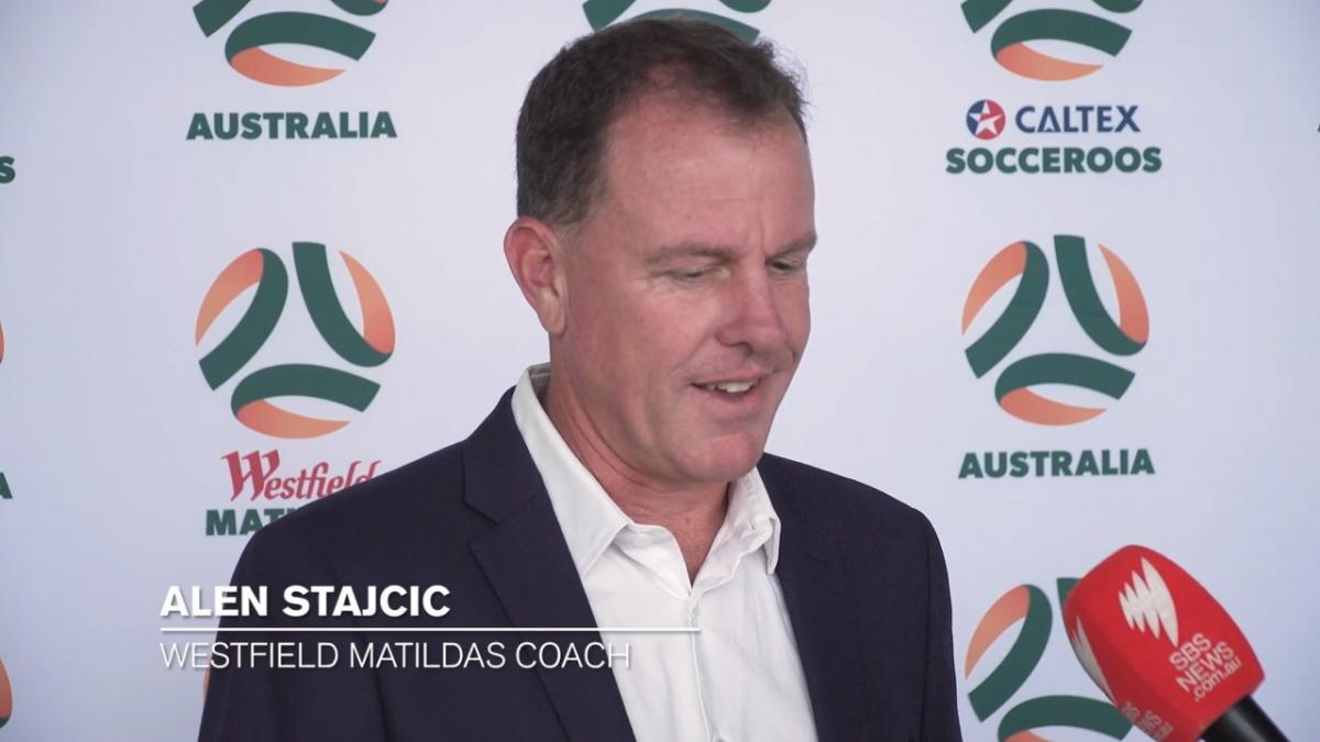 Alen Stajcic looking towards World Cup draw
