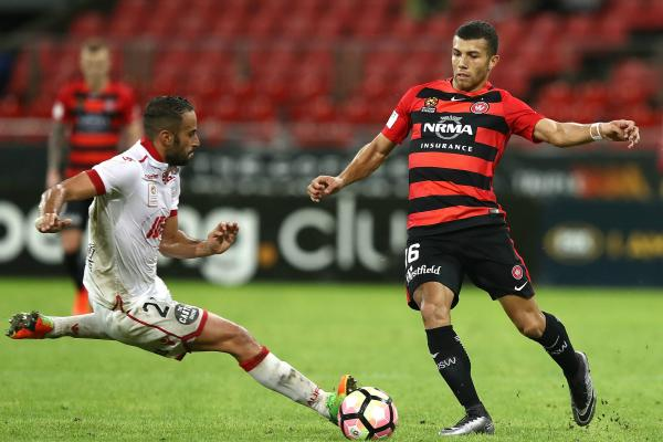 Adelaide United v Western Sydney Wanderers