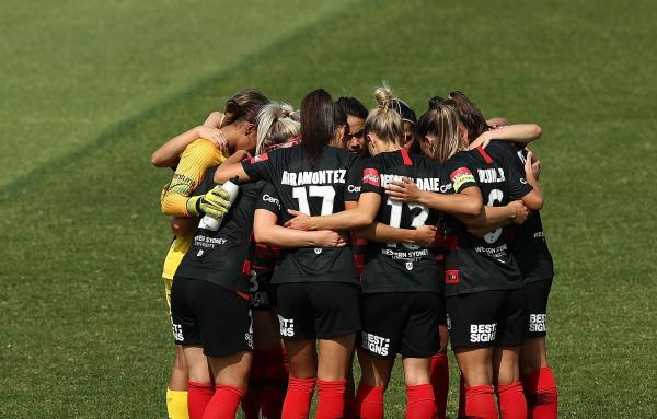 Western Sydney Wanderers' Westfield W-League 2019/20 Season Draw