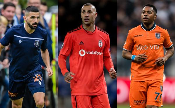 Behich is back in Turkey and ready to help Istanbul Basaksehir to their first Turkish Super Lig title