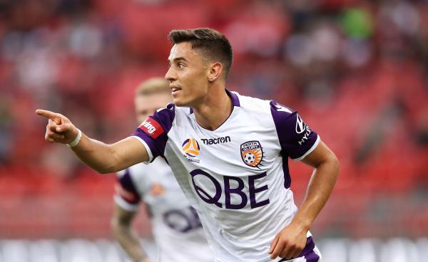 Fit-again Perth Glory forward Chris Ikonomidis says he's ready to conquer the Hyundai A-League again next season