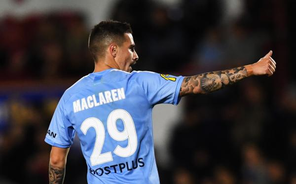 Jamie Maclaren is eager to show Australia he's still a 'player that gets into double figures'