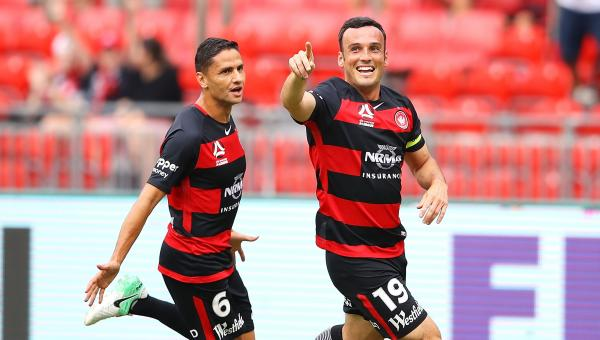 The Wanderers have donned some superb kits throughout their Hyundai A-League history