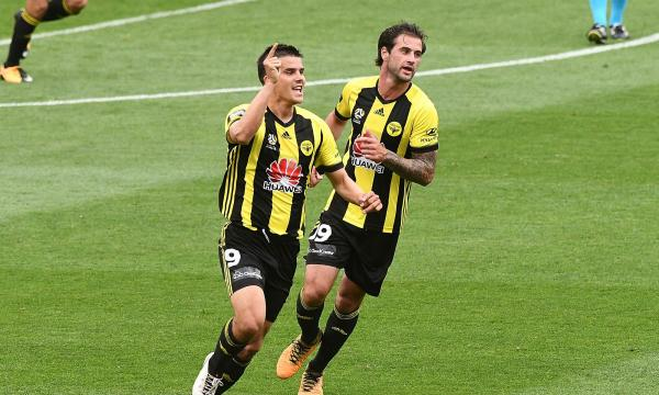 Wellington Phoenix Season 2017-18 kit