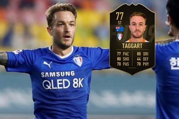 Taggart Team of the Week