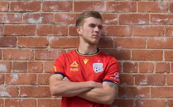 Riley McGree is primed for big things with Adelaide United this season