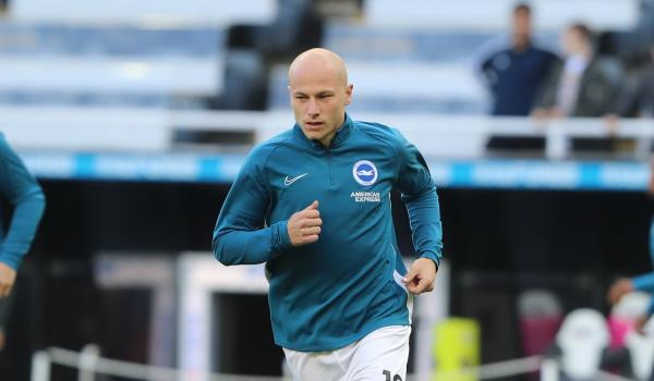 Mooy made his starting debut for Brighton