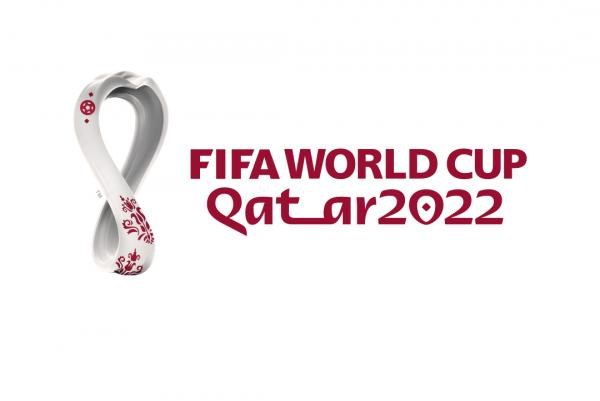 Official Qatar 22 logo