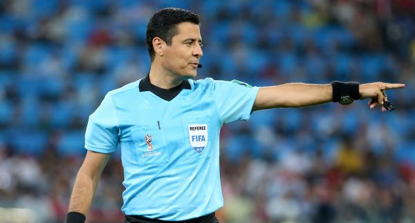 Alireza Faghani to join the Hyundai A-League as a Full-time Referee