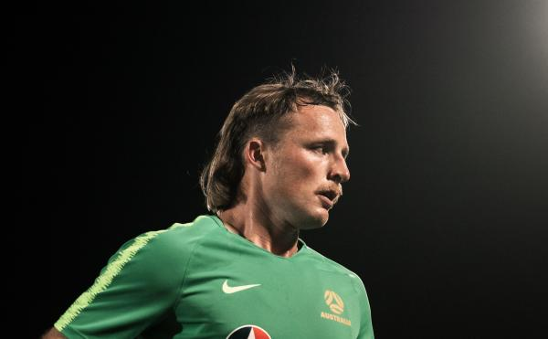 Rhyan Grant has reflected on an incredible 12-month journey with the Caltex Socceroos