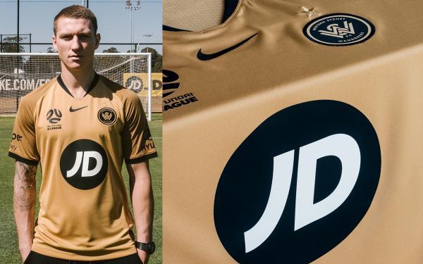 Wanderers away kit 2019/20