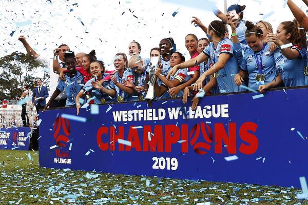 Sydney FC - Westfield W-League