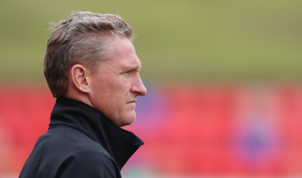 Daniel McBreen has been appointed Newcastle's youth team coach