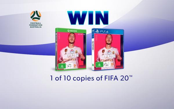 Win EA Sports FIFA 20