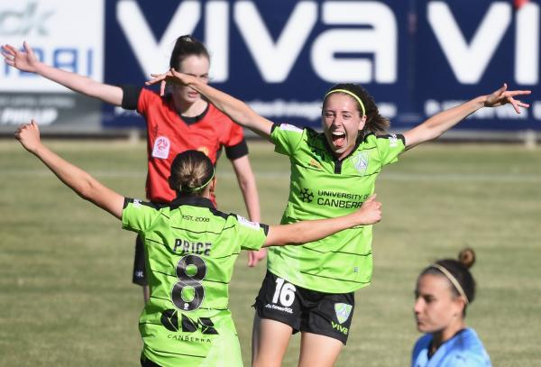 Canberra United's fixtures have been released