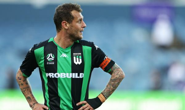 Alessandro Diamanti shone against Perth Glory