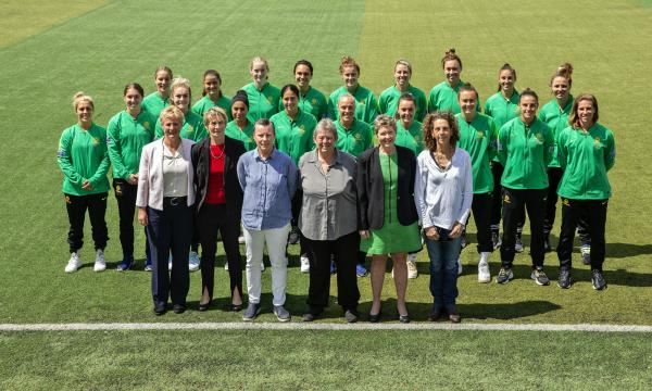 40th anniversary of Westfield Matildas