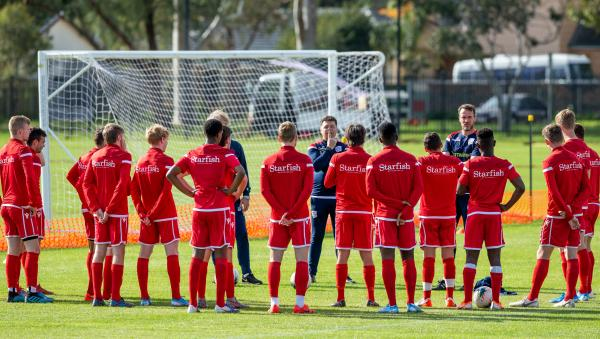 Adelaide United squad update