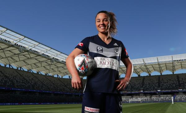 Jenna McCormick, Melbourne Victory