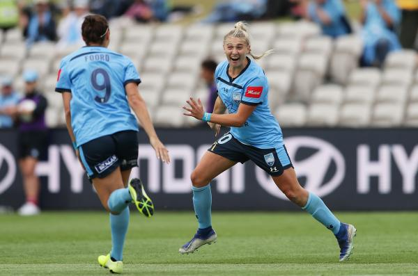 W-League Team of the Week Round 1