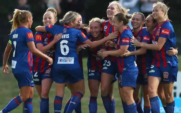 Newcastle Jets W-League
