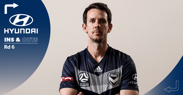Robbie Kruse Ins and Outs