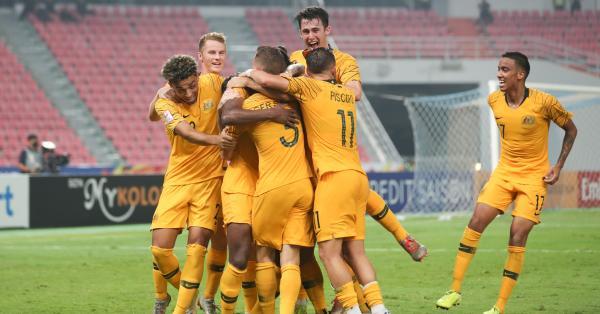 U23's win against Syria