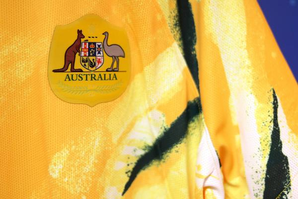 Matildas jersey - Coat of arms