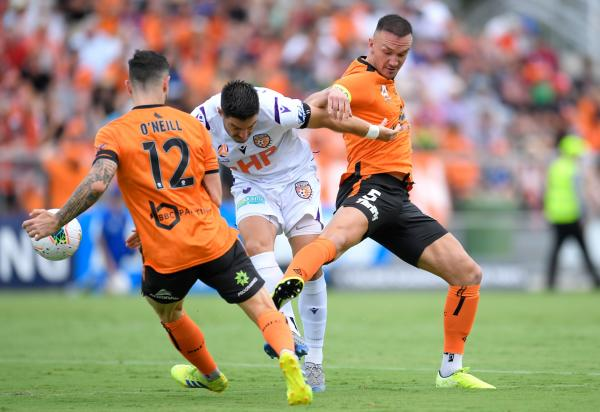 Brisbane Roar; Perth Glory