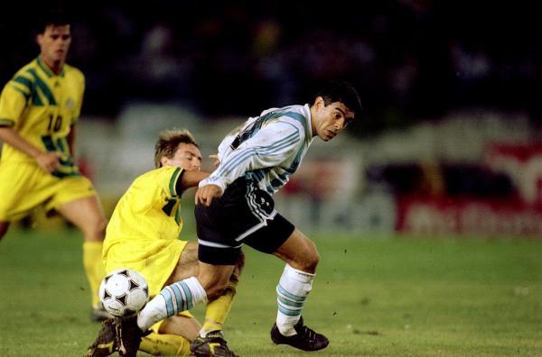 Wade; Maradona