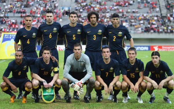 Socceroos 2008