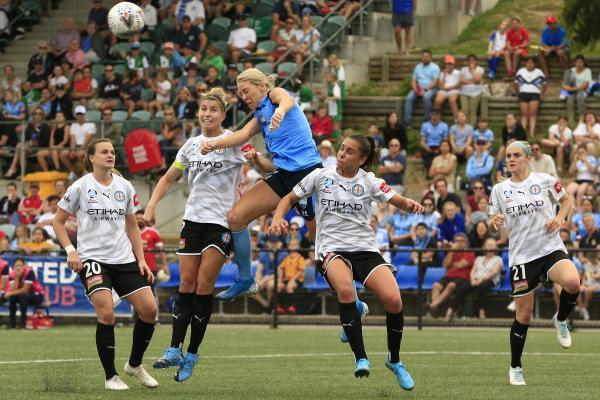 Melbourne City v Sydney FC