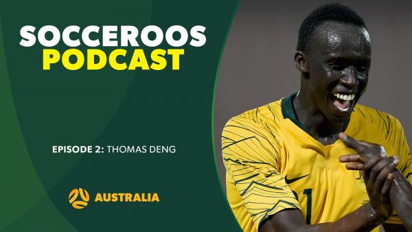 Deng Socceroos Podcast