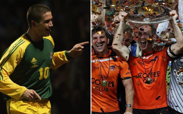 Australia England A-League