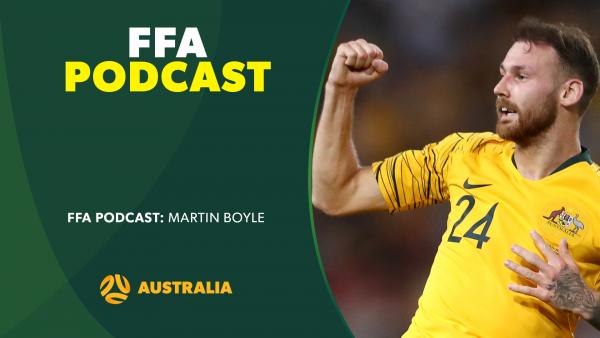 Martin Boyle Podcast