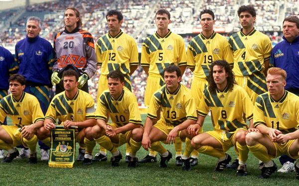 Socceroos Canada