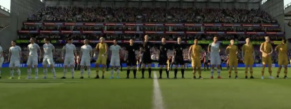 Westfield Matildas v New Zealand - FIFA20 Battle