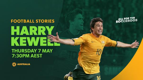 Harry Kewell Socceroos Premiere